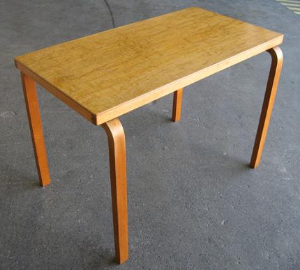 F34 Alvar Aalto Modernist Table