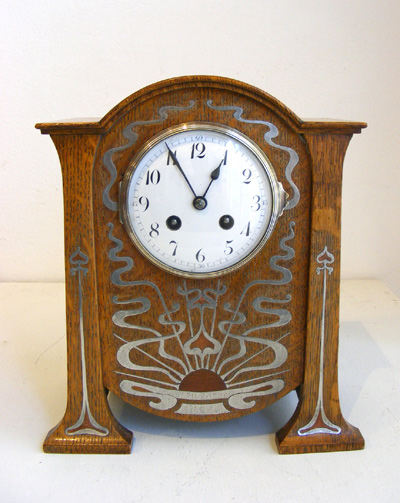 Arts And Crafts Clocks Uk